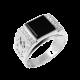 Серебряное кольцо  566