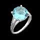 Серебряное кольцо  571