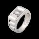 Серебряное кольцо  581р