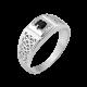 Серебряное кольцо  610р