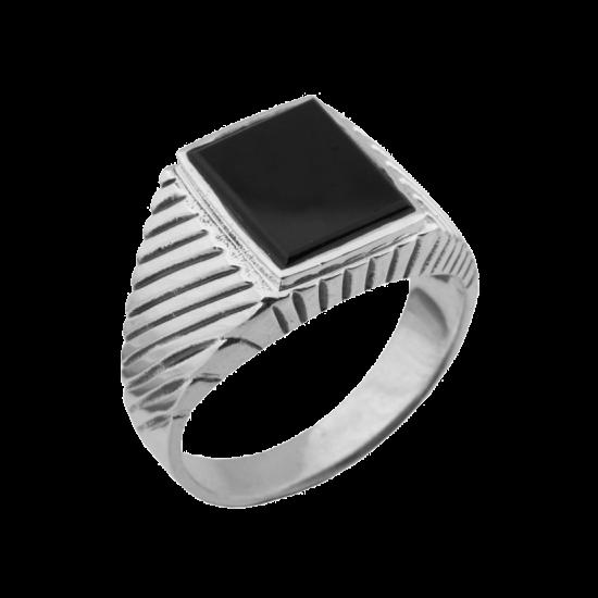 Серебряное кольцо  615