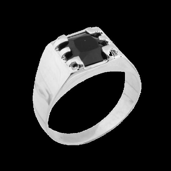 Серебряное кольцо  637