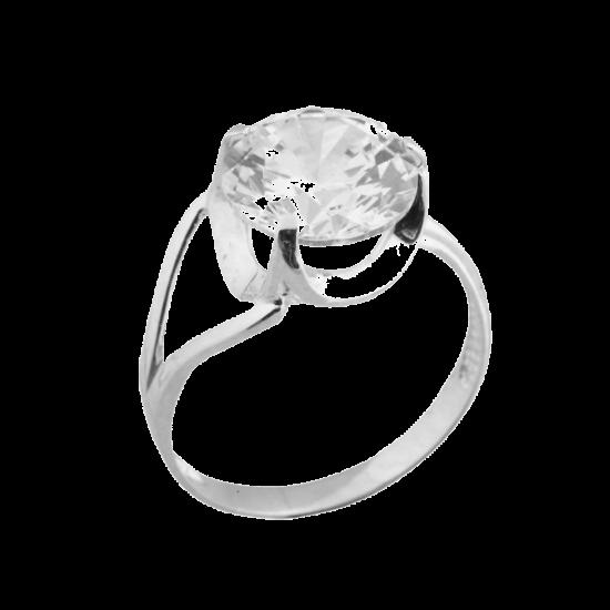Серебряное кольцо  639