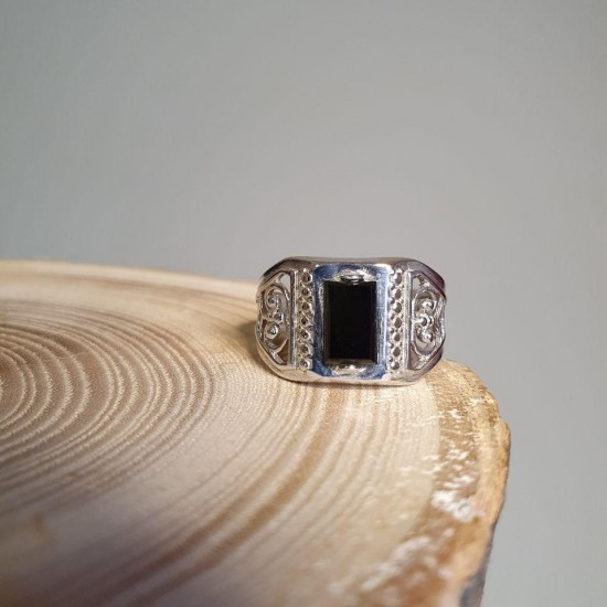 Мужское серебряное кольцо перстень Легенда  665р