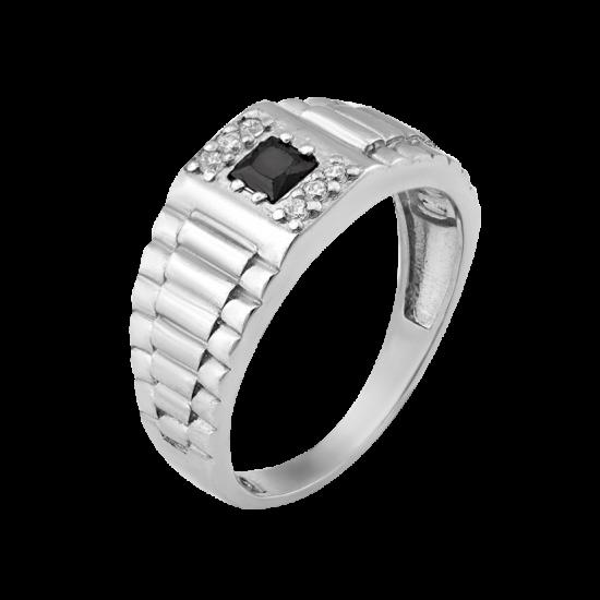 Серебряное кольцо  670р