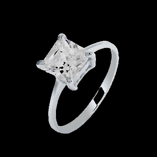 Кольцо серебряное  709р