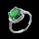 Серебряное кольцо ВС-019