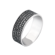 Серебряное кольцо ВС-073ч