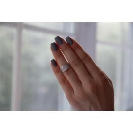 Серебряное кольцо без камней Скифы