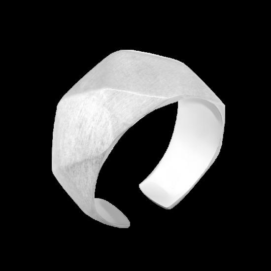 Серебряное кольцо без камней Скифы ВС-116