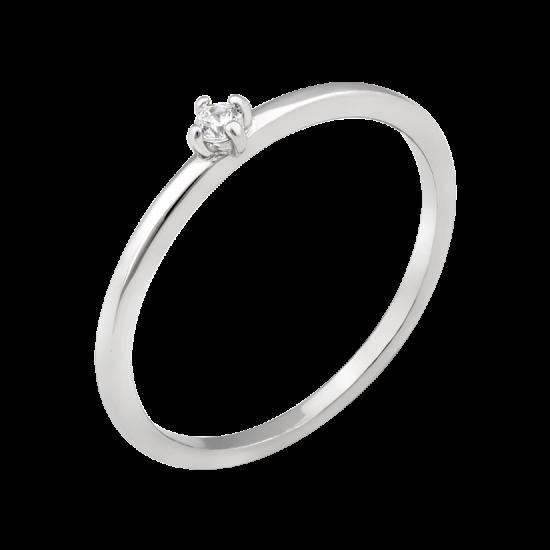 Серебряное кольцо ВС-200р