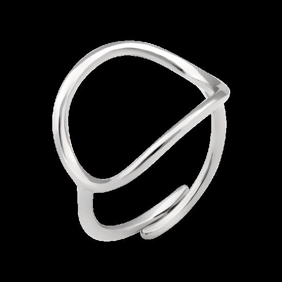 Серебряное кольцо ВС-214р