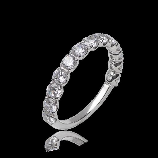 Серебряное кольцо Л-022р