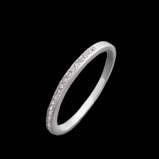 Серебряное кольцо Неделька ЛК-0019