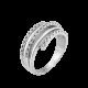 Серебряное кольцо  ЛК-0075