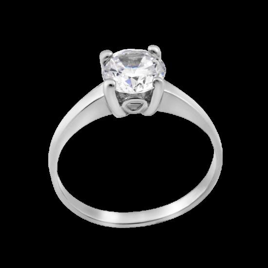 Серебряное кольцо  ЛК-0097