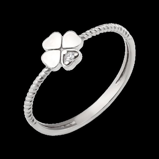 Серебряное кольцо ЛК-0305р