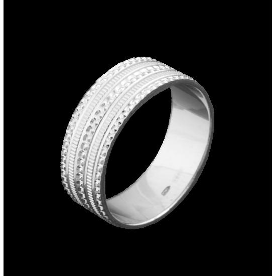 Обручальное кольцо ОС-7018