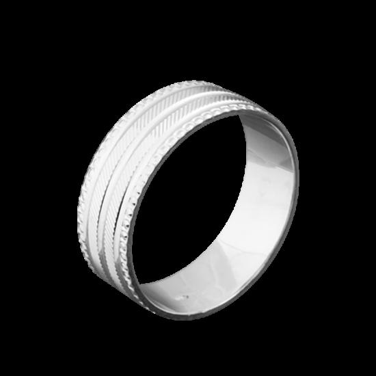 Обручальное кольцо ОС-7022