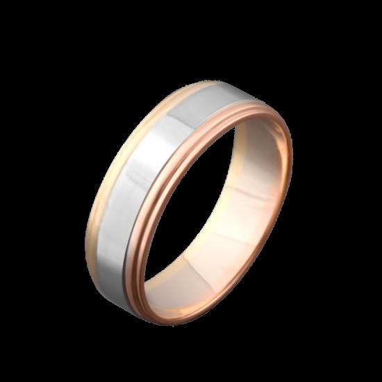 Обручальное кольцо золотое ОЗ-2102