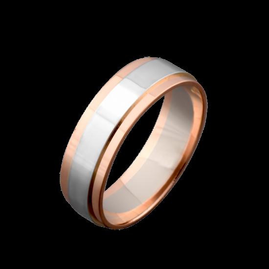 Обручальное кольцо золотое ОЗ-2103