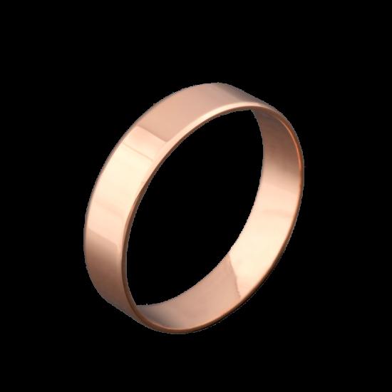 Обручальное кольцо золотое ОЗ-2512