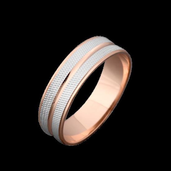 Обручальное кольцо золотое ОЗ-3524