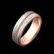 Обручальное кольцо золотое ОЗ-4012