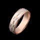 Обручальное кольцо золотое ОЗ-4023