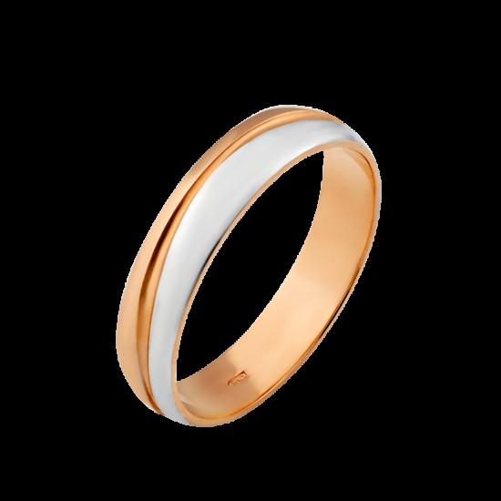 Обручальное кольцо золотое ОЗ-4501