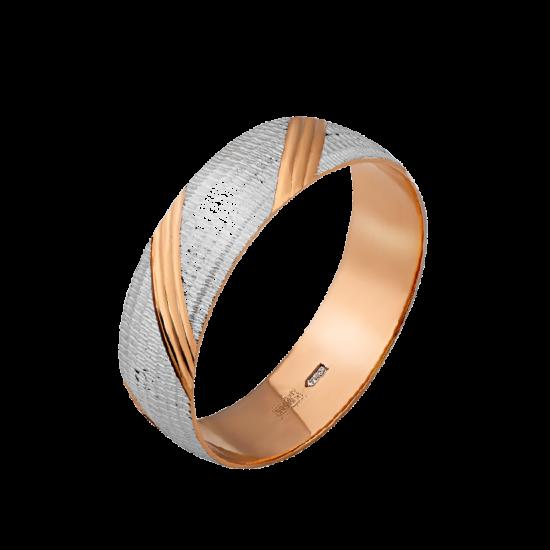 Обручальное кольцо золотое ОЗ-5514