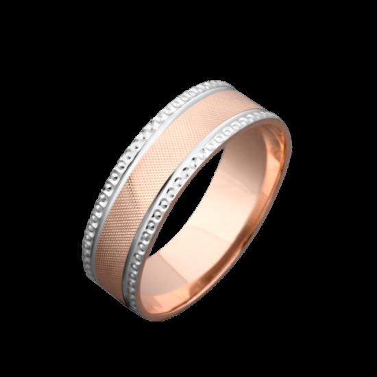 Обручальное кольцо золотое ОЗ-6016