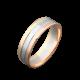 Обручальное кольцо золотое ОЗ-6601