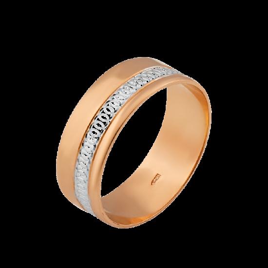 Обручальное кольцо золотое ОЗ-7003.5