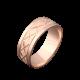 Обручальное кольцо золотое ОЗ-7004