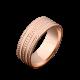 Обручальное кольцо золотое ОЗ-7018