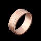 Обручальное кольцо золотое ОЗ-7022